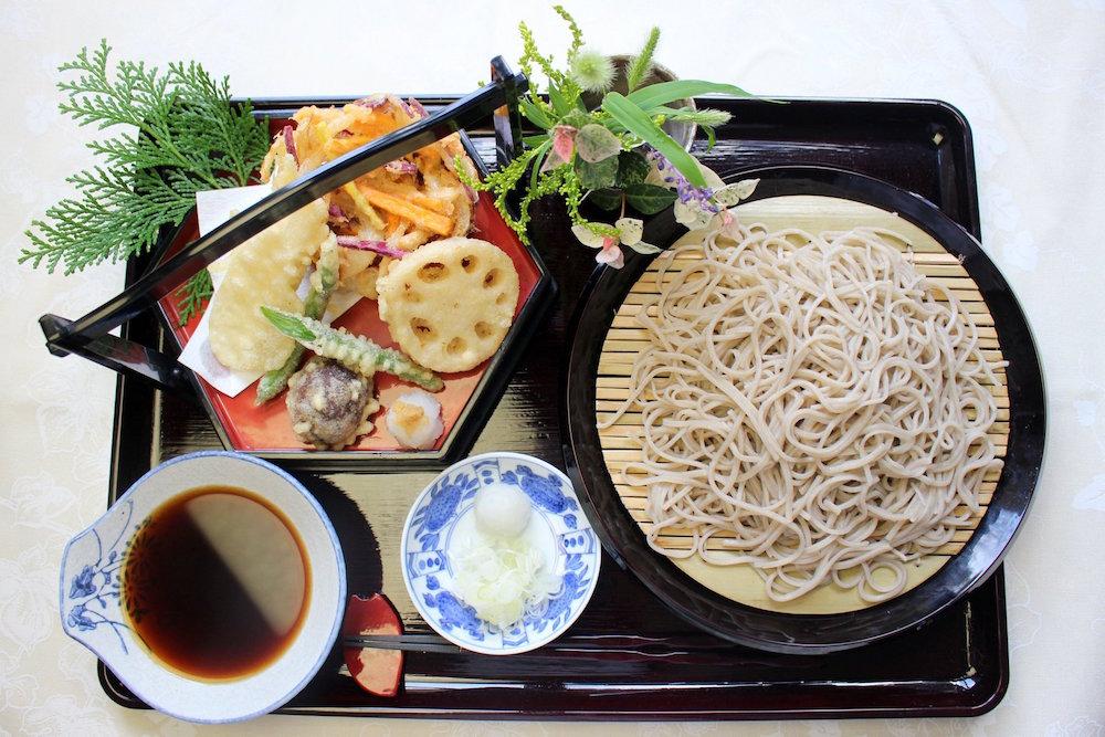 3月25日 本格派手打ち蕎麦を楽しむ「あうん」開催