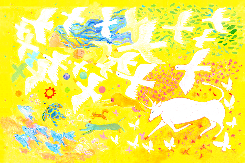 「風が吹いてくる」木の花ファミリー通信104号発行